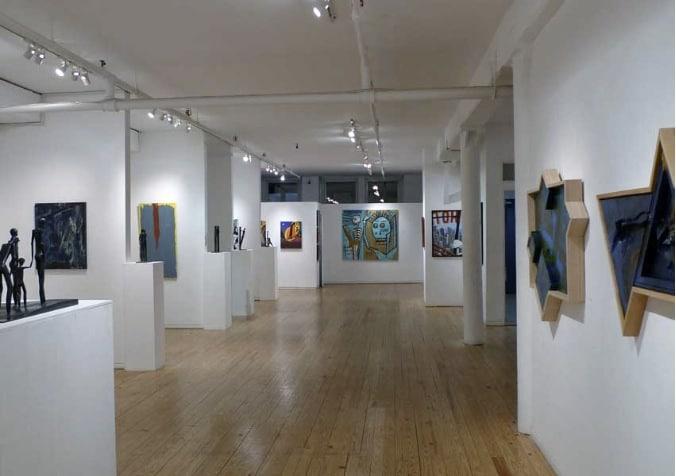 Agora Gallery Representation