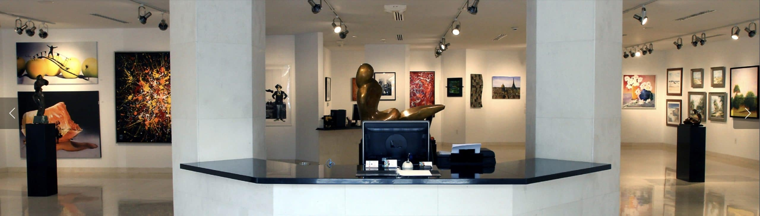 Artblend Gallery Representation